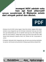 Gas Asli Termampat NGV