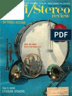 1961 6 Hifi Stereo Review