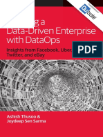 Creating a Data Driven Enterprise With DataOps