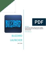 blizzard launcher user guide