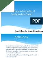Infecciones Asociadas al Cuidado de la Salud.pptx