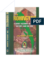 The Rohingya History