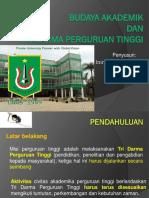 BUDAYA-AKADEMIK-DAN-TRI-DHARMA-PT.ppt