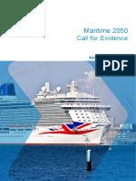 Maritime 2050 Call for Evidence Min