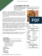 Poupée de Cire, Poupée de Son - Wikipedia