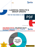 Corporate Presentation 31122017 (Sp Setia)