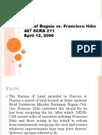 City of Baguio v. Nino