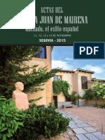 Actas III Aula Juan de Mairena