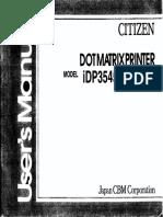 iDP3545UME