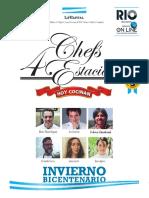 01 Cheffs 4 Estaciones Numero 06 TAPA