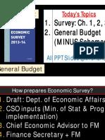 L1 p1 Economic Survey Introduction[1]