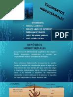 Yacimientos-Hidrotermales