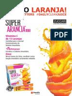 Super Arancia Flyer AF