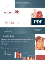 Apendicitis Guillermo