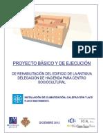 Proyecto Basico Centro Sociocultural