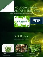 terminologia-usada-para-plantas-medicinais.pptx