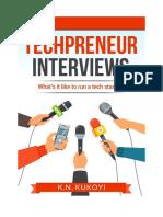Techpreneur Interviews