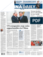 China Daily USA - April 6 2018