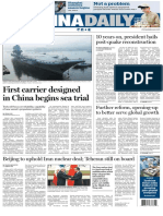 China Daily Latin America Weekly - May 14 2018