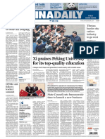 China Daily Hong Kong - May 3 2018