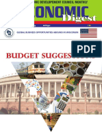 Gender concerns in The Union budget 2016-17, Special Number on Budget Suggestions MEDC 2016