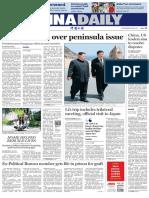 China Daily - May 9 2018