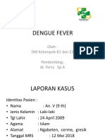 mr dengue fever