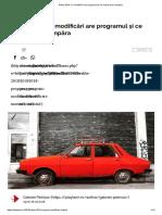 Rabla 2018_ Ce Modificări Are Programul Și Ce Mașini Poți Cumpăra