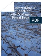 Kuriakos the Path Working of the Enochian Letters Magick Ritual Book