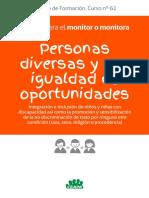 Manual Monitor Ff Personas Diversas y Con Igualdad de Oportunidades Ceapa