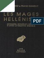 Joseph Bidez, Franz Cumont - Les mages hellénisés (2007, Les Belles Lettres)