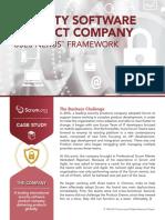 Security Product Company Nexus Case Study_0