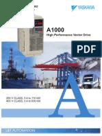 Catalog A1000