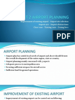 Unit 2 Airport Planning