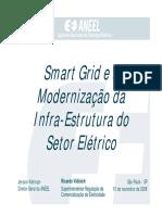 Smart Grid e a Modernização Da Infra-estrutura No Setor Elétrico