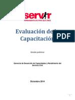 Documento Sobre Evaluacion de La Capacitacion