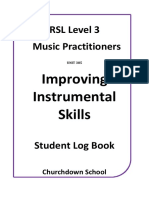 RSL Level 3 Student Logbook UNIT 385.docx