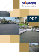 Polygomma EPDM Roofing Membrane Catalogue