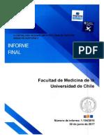 If 1.154-16 Facultad de Medicina de La Universidad de Chile Auditoría y Examen de Los Gastos - Junio 2017