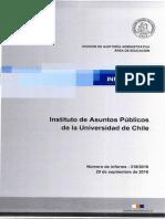 IF  318-16 - INSTITUTO DE ASUNTOS PUBLICOS DE LA UNIVERSIDAD DE CHILE - AUDITORIA DE GASTOS - SEPTIEMBRE 2016.pdf