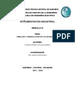 Instrumentación Industrial - análisis de instrumentos de medición