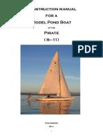 Pond Boat Manual 40 PDF Web