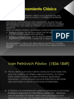 Pavlov y Watson