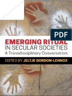 Emerging Rituals in Secular Societies. A