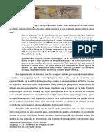 Apontamentos de Leitura Para «Tu m'...» de Duchamp