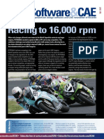 Superbike Engine Case Study