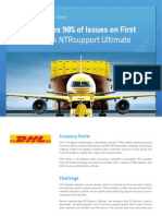 DHL Success Story