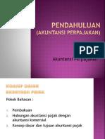 1. Pendahuluan Akuntansi Perpajakan