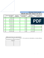 (12)Cálculo Del Vf Conocida La Cuota