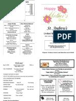 St Andrews Bulletin 051318